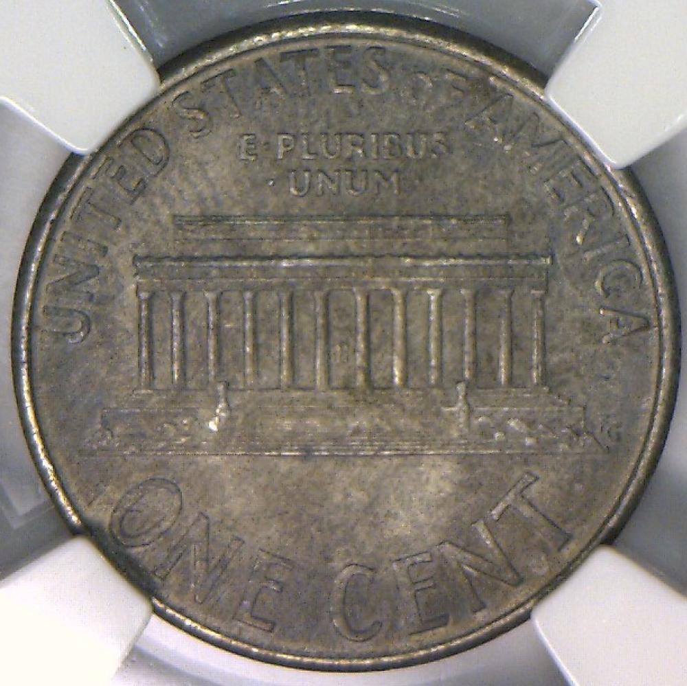 1995 lincoln cent struck on unplated zinc planchet 25g mint error 1995 lincoln cent struck on unplated zinc planchet 25g mint error ngc ms publicscrutiny Images