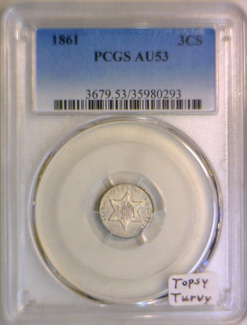 Numismatic Classics - Search - Error Coins