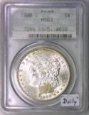 1900-O Morgan Dollar PCGS MS-63