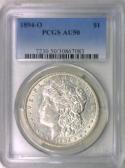 1894-O Morgan Dollar PCGS AU-50