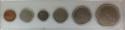 Cent through Ike Dollar Planchet Set, Neat!