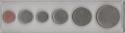 Cent thru Ike Dollar Mint Error Planchet Set, Neat!