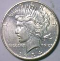 1934-D Peace Dollar; D.D.O. VAM-3, Top-50; Nice AU; A Great Doubled Die!