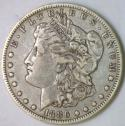 1886-O Morgan Dollar; XF