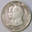 1921 Alabama Commemorative Half Dollar; Nice VF-XF