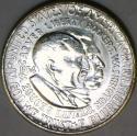 1954-S Washington-Carver Commemorative Half Dollar; Choice BU