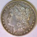 1896-O Morgan Dollar; Nice XF
