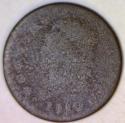 1810 Large Cent; G Details