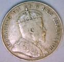 1904  Canada Silver Ten Cent; VF; Scarce!