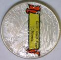 1926 Peace Dollar;