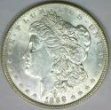 1888 Morgan Dollar; Nice BU