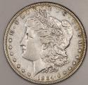 1884-S Morgan Dollar; Nice XF; Tough Date!