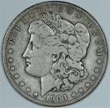 1903-S Morgan Dollar; VG-F