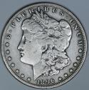 1896-S Morgan Dollar; F