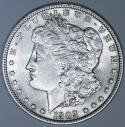 1903 Morgan Dollar; Choice AU-BU