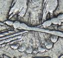 1878 7/8 Tail Feathers Strong Morgan Dollar; Nice Original XF; VAM-37