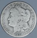 1878-CC Morgan Dollar; G-