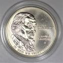 1993-D James Madison Commemorative Silver Dollar; Superb Gem BU