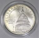 1994-D United States Capitol Commemorative Silver Dollar; Superb Gem BU