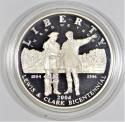 2004-P Lewis & Clark Commemorative Silver Dollar; Superb Gem Proof