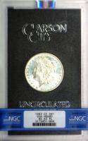 1883-CC GSA Morgan Dollar NGC MS-63 PL In Black Box With Card